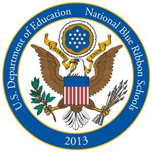 Lovett is a National Blue Ribbon school