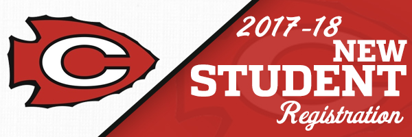 New Student Registration 2017-18