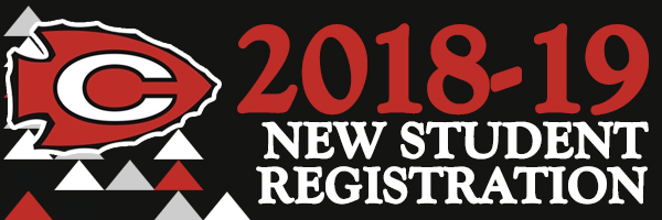 2018-19 New Student Registration