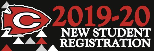 2019-20 New Student Registration