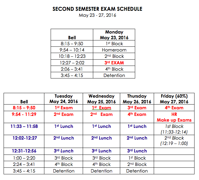 Cameron susane spanish ispanish ii lesson plans final exam schedule ccuart Images