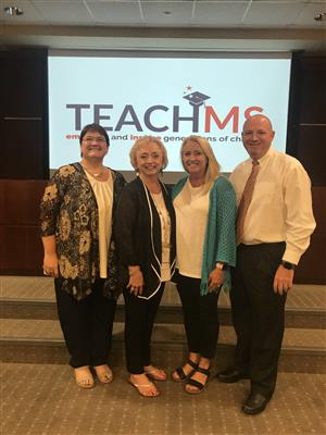 Mississippis Teachers Council Committee
