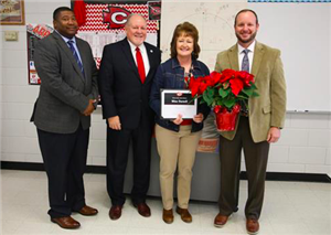 CPSD Teacher of the Year
