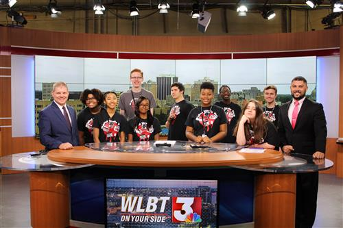 Digital Media at WLBT News Channel 3 2019