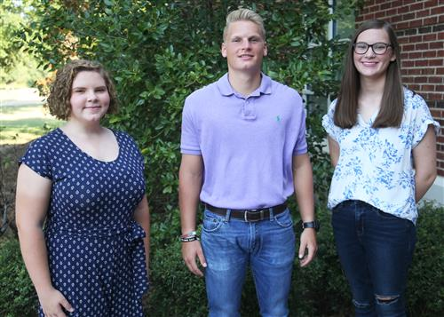 Three Clinton High School seniors named as National Merit Semifinalists