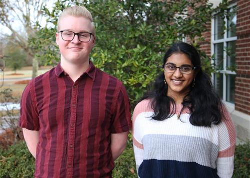 Two CHS students score perfect on ACT