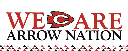 We Are Arrow Nation logo