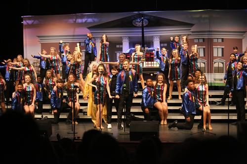 Ambassadors Show Choir (large group)