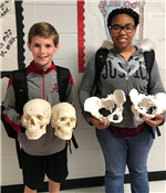 Lovett students learn about forensics