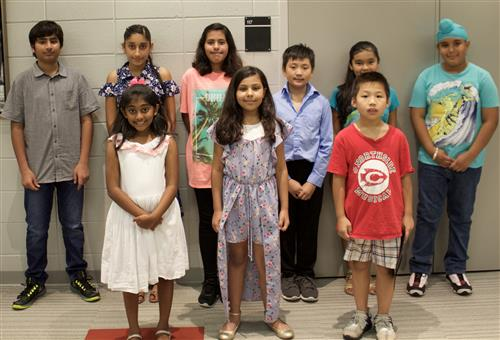 15 Clinton students achieved English language proficiency