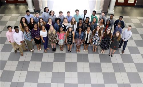 15 CHS band students accepted marching scholarships