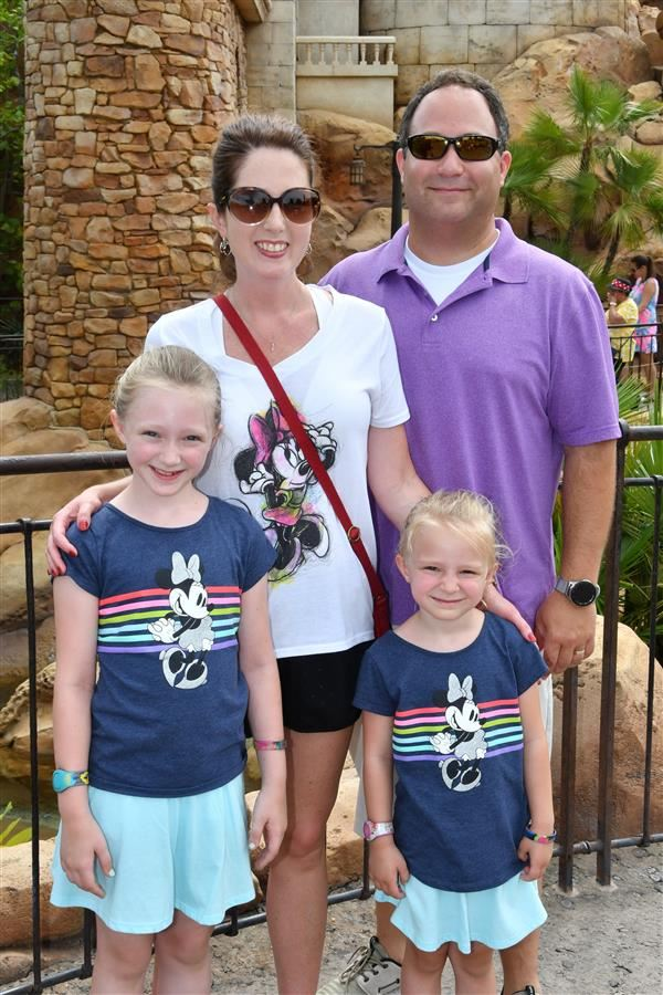 Christy and Greg Nohra and family