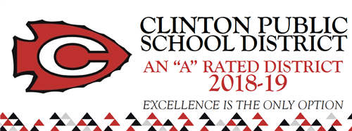 Clinton is an A Rated District for the 2018-19 school year
